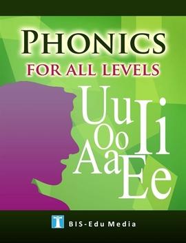 도서 이미지 - PHONICS FOR ALL LEVELS