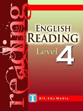 도서 이미지 - English Reading Level 4
