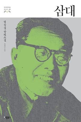 도서 이미지 - [ 한국문학을 권하다 02] 삼대