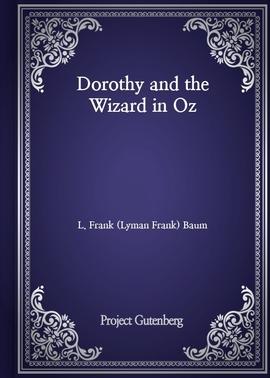 도서 이미지 - Dorothy and the Wizard in Oz