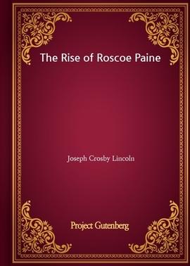 도서 이미지 - The Rise of Roscoe Paine