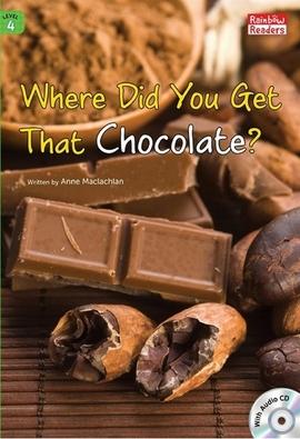 도서 이미지 - Where Did You Get That Chocolate?