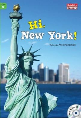 도서 이미지 - Hi, New York!