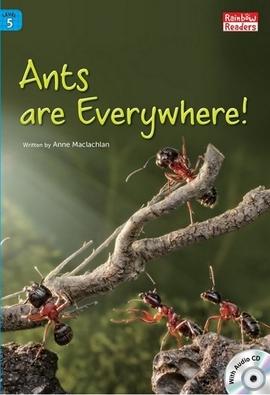 도서 이미지 - Ants are Everywhere!