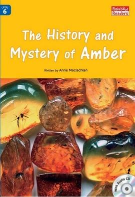 도서 이미지 - The History and Mystery of Amber