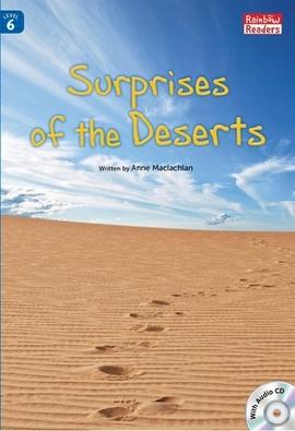 도서 이미지 - Surprises of the Deserts