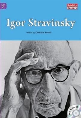 도서 이미지 - Igor Stravinsky, the Modernist Composer