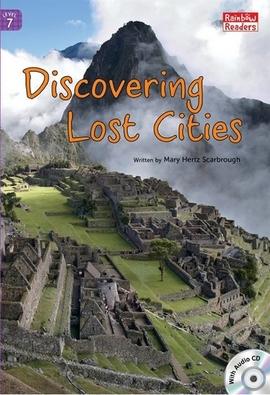 도서 이미지 - Discovering Lost Cities