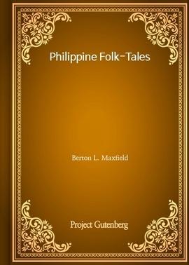 도서 이미지 - Philippine Folk-Tales