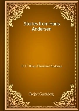 도서 이미지 - Stories from Hans Andersen