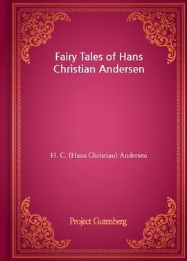 도서 이미지 - Fairy Tales of Hans Christian Andersen