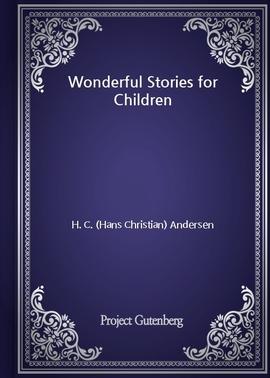 도서 이미지 - Wonderful Stories for Children