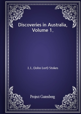 도서 이미지 - Discoveries in Australia, Volume 1.