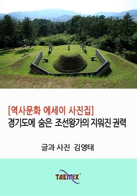 도서 이미지 - [역사문화 에세이 사진집] 경기도에 숨은 조선왕가의 지워진 권력