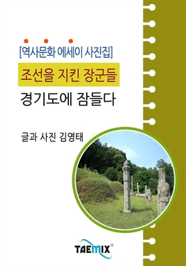 도서 이미지 - [역사문화 에세이 사진집] 조선을 지킨 장군들 경기도에 잠들다