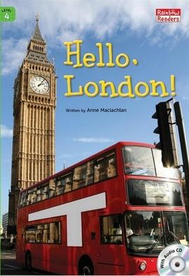 도서 이미지 - [오디오북] Hello, London!
