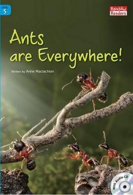 도서 이미지 - [오디오북] Ants are Everywhere!