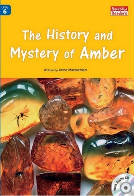 도서 이미지 - [오디오북] The History and Mystery of Amber