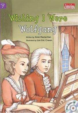 도서 이미지 - [오디오북] Wishing I Were Wolfgang