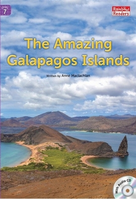 도서 이미지 - [오디오북] The Amazing Galapagos Islands