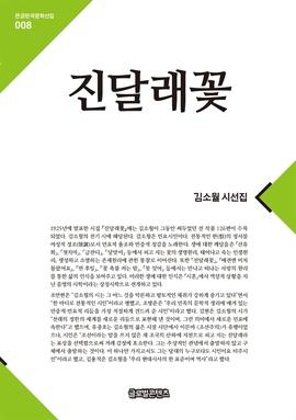 도서 이미지 - 진달래꽃(큰글한국문학선집008)