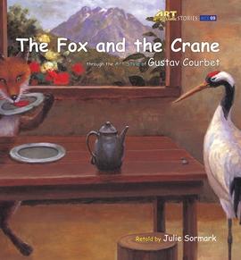 도서 이미지 - Art Classic Stories_09_The Fox and the Crane