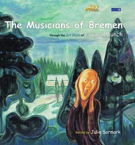 도서 이미지 - Art Classic Stories_10_The Musicians of Bremen