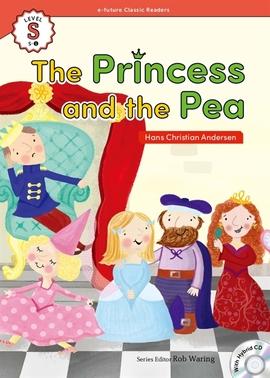 도서 이미지 - ECR Starter 01 : The Princess and the Pea