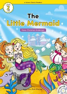 도서 이미지 - ECR Lv.2_12 : The Little Mermaid