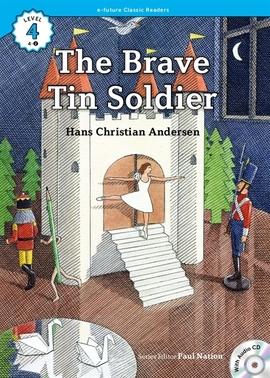 도서 이미지 - ECR Lv.4_02 : The Brave Tin Soldier