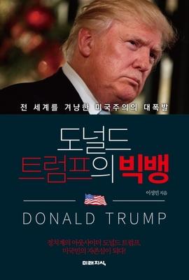 도서 이미지 - 도널드 트럼프의 빅뱅