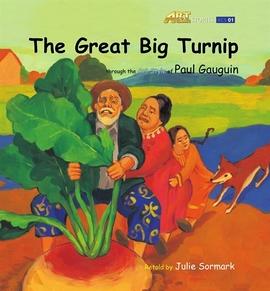 도서 이미지 - [오디오북] Art Classic Stories_01_The Great Big Turnip