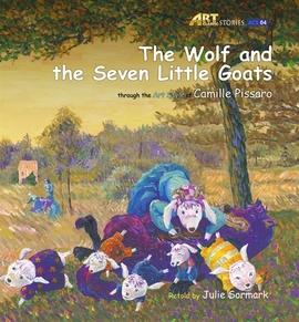 도서 이미지 - [오디오북] Art Classic Stories_04_The Wolf and the Seven Little Goats