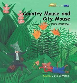 도서 이미지 - [오디오북] Art Classic Stories_05_Country Mouse and City Mouse