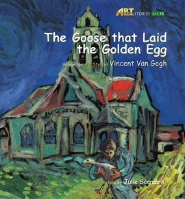 도서 이미지 - [오디오북] Art Classic Stories_13_The Goose that Laid the Golden Egg