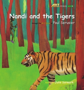 도서 이미지 - [오디오북] Art Classic Stories_15_Nandi and the Tigers