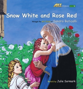 도서 이미지 - [오디오북] Art Classic Stories_18_Snow White and Red Rose