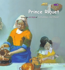 도서 이미지 - [오디오북] Art Classic Stories_28_Prince Riquet