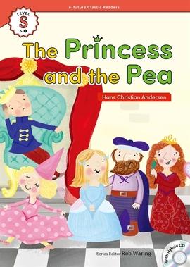 도서 이미지 - [오디오북] ECR Starter 01 : The Princess and the Pea