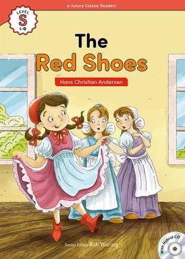 도서 이미지 - [오디오북] ECR Starter 10 : The Red Shoes
