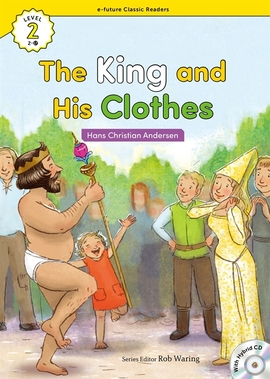 도서 이미지 - [오디오북] ECR Lv.2_17 : The King and His Clothes