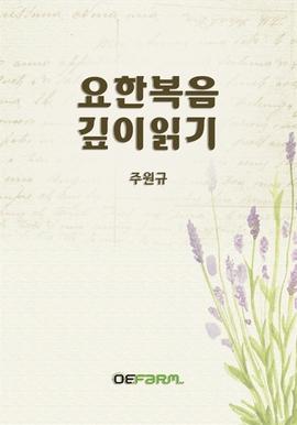 도서 이미지 - 요한복음 깊이 읽기