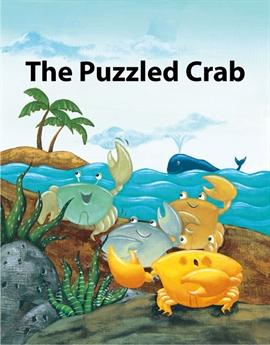 도서 이미지 - 알쏭달쏭 꽃게 왕발이 - The Puzzled Crab