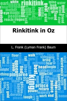 도서 이미지 - Rinkitink in Oz