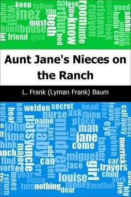 도서 이미지 - Aunt Jane's Nieces on the Ranch
