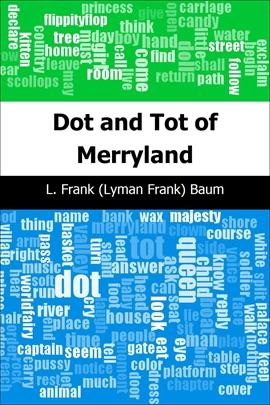 도서 이미지 - Dot and Tot of Merryland