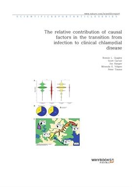 도서 이미지 - The relative contribution of causal factors in the transition from infection to clinical c