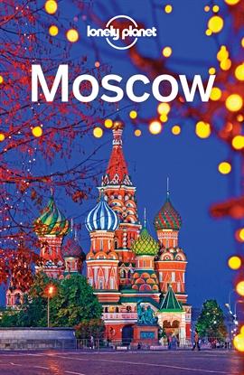 도서 이미지 - Lonely Planet Moscow