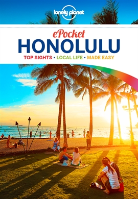 도서 이미지 - Lonely Planet Pocket Honolulu