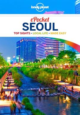 도서 이미지 - Lonely Planet Pocket Seoul